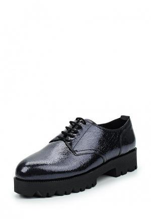Ботинки Ash. Цвет: синий