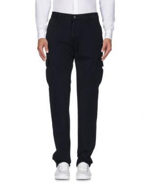 Повседневные брюки CARRERA. Цвет: темно-синий