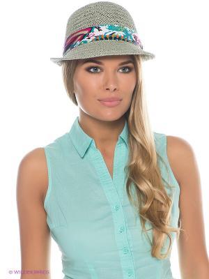 Шляпа Mascotte. Цвет: зеленый