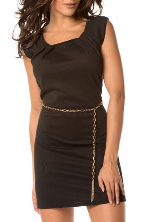 Платье LA BELLE PARISIENNE. Цвет: black