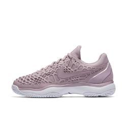 Женские теннисные кроссовки  Zoom Cage 3 Nike. Цвет: розовый
