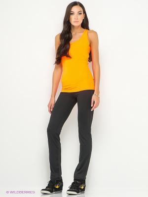 Топ Vero moda. Цвет: оранжевый