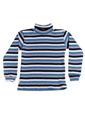 Водолазка с начесом МИКИТА. Цвет: черный, синий, серый меланж, белый