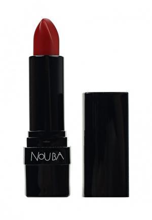 Помада Nouba. Цвет: красный