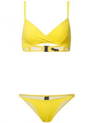 Бикини Yasmin Lisa Marie Fernandez. Цвет: жёлтый и оранжевый