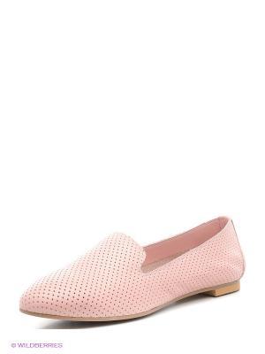 Балетки Roccol. Цвет: розовый