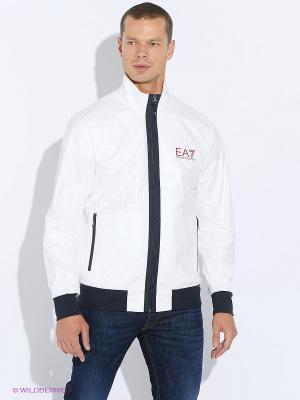 Ветровка EA7. Цвет: белый