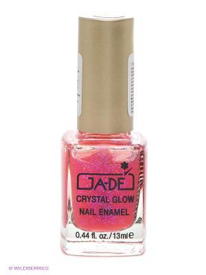 Лак для ногтей, 354 тон GA-DE. Цвет: розовый