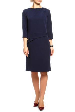 Платье Stillon. Цвет: синий