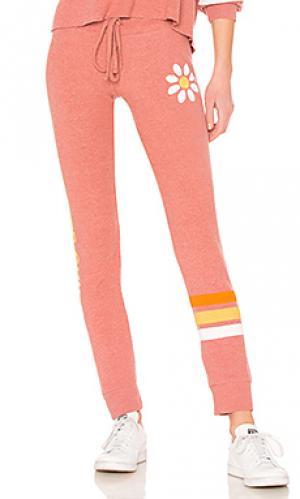 Спортивные брюки kizzy Lauren Moshi. Цвет: rose