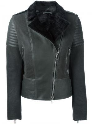 Байкерская куртка Ellsworth Belstaff. Цвет: серый