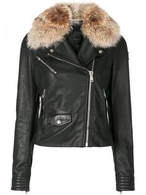 Куртка Wallington Belstaff. Цвет: чёрный