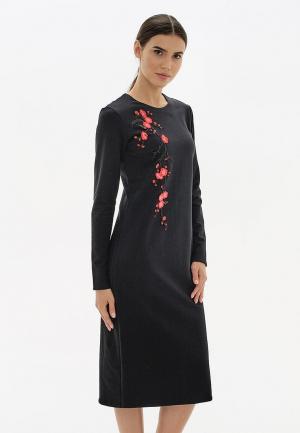 Платье Sabellino. Цвет: черный
