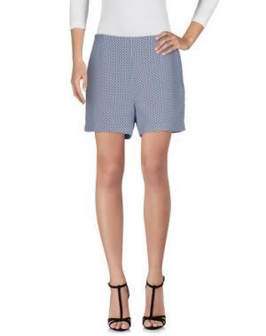 Повседневные шорты NICE THINGS BY PALOMA S.. Цвет: синий
