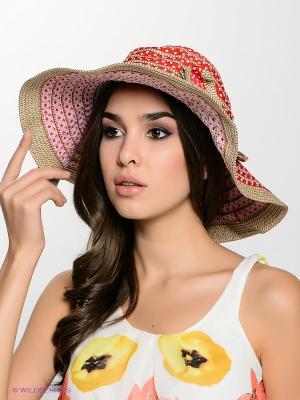 Шляпа FOMAS. Цвет: красный