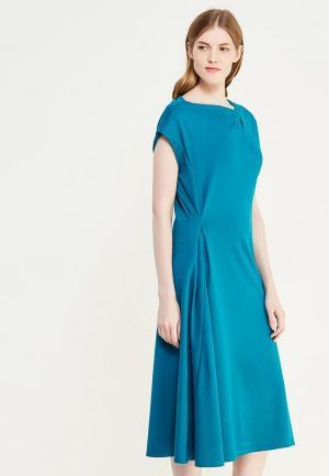 Платье Luv. Цвет: бирюзовый