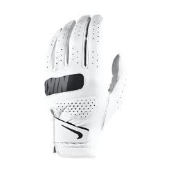 Мужская перчатка для гольфа  Tour (на левую руку, стандартный размер) Nike. Цвет: белый