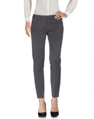 Повседневные брюки HOPE COLLECTION. Цвет: серый