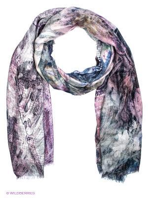 Палантин Eleganzza. Цвет: светло-голубой, фиолетовый, розовый