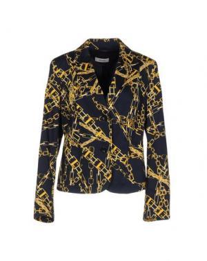 Пиджак PERSONA. Цвет: темно-синий