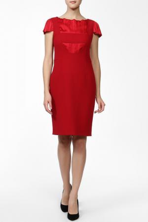 Платье Marly's. Цвет: красный