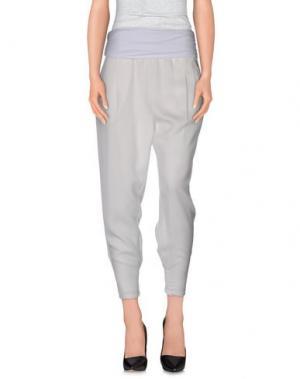 Повседневные брюки TOY G.. Цвет: слоновая кость