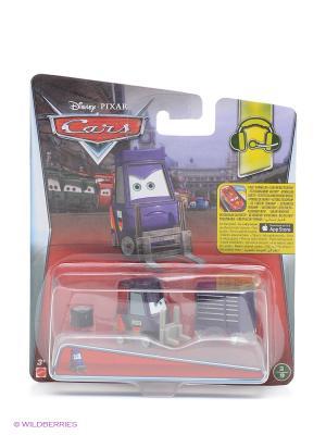 Машина Тачки 2 Mattel. Цвет: фиолетовый, прозрачный, красный, серый