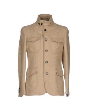 Куртка PAOLONI. Цвет: песочный