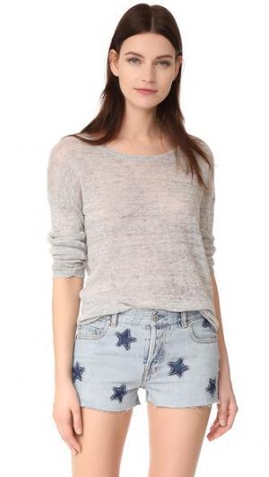Пуловер Perri RAILS. Цвет: серый меланж