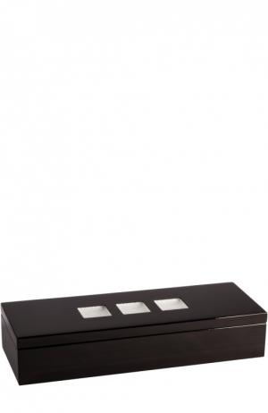 Пенал для ручек Perles Lalique. Цвет: бесцветный