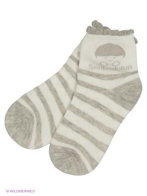 Носки Senbodulun. Цвет: серый