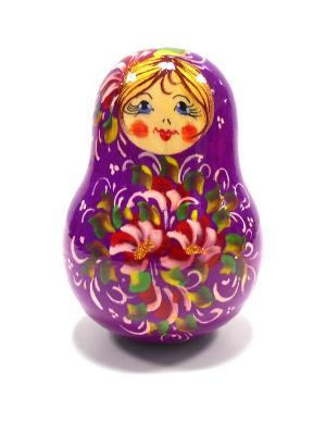 Неваляшка музыкальная -  Девочка в фиолетовом Taowa. Цвет: фиолетовый