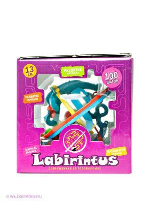 Головоломка Лабиринтус. Цвет: фиолетовый