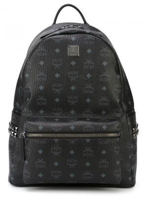 Средний рюкзак Stark MCM. Цвет: чёрный