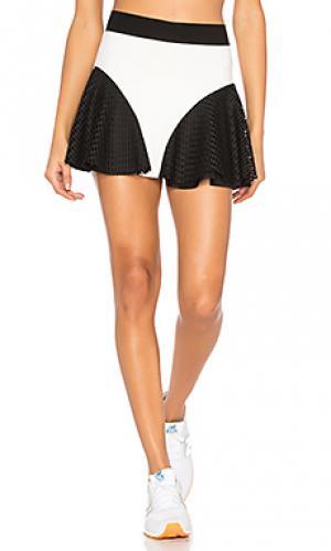 Юбка для тенниса majors MICHI. Цвет: black & white
