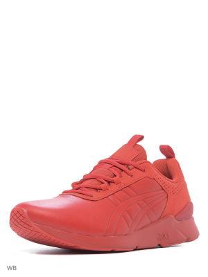 Спортивная обувь GEL-LYTE RUNNER ASICSTIGER. Цвет: красный