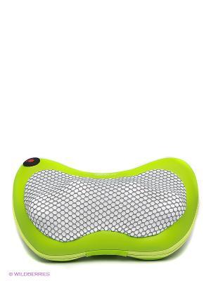 Массажер-подушка Gezatone. Цвет: зеленый