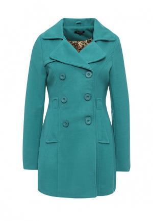 Пальто Stella Morgan. Цвет: мятный