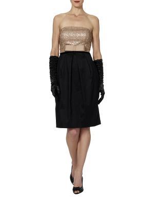 Платье-бандо APART