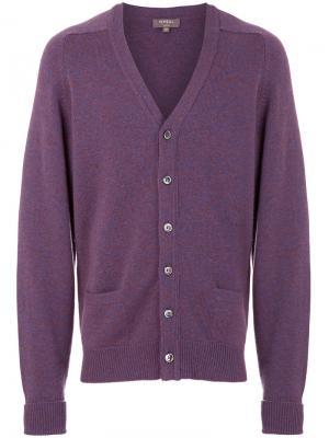Кардиган  Berkeley N.Peal. Цвет: розовый и фиолетовый