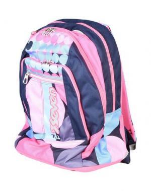 Рюкзаки и сумки на пояс SEVEN. Цвет: синий