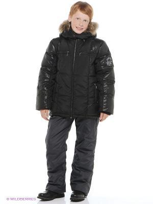 Куртка Baby Line. Цвет: черный