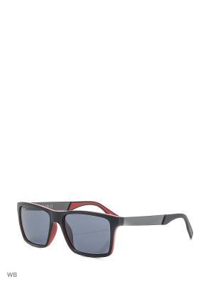 Очки солнцезащитные IS 11-365 50P Enni Marco. Цвет: коричневый