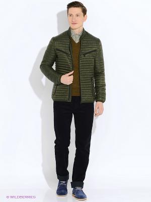 Куртка MEXX. Цвет: антрацитовый, темно-коричневый