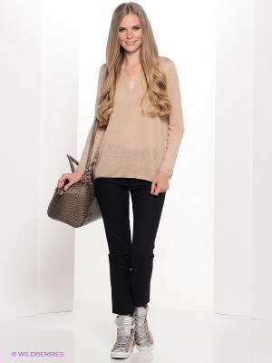 Пуловер Henry Cotton's. Цвет: кремовый