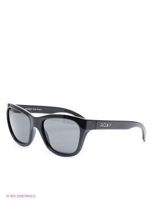 Солнцезащитные очки MINKA J ROXY. Цвет: черный