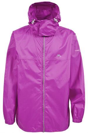 Куртка Trespass. Цвет: fuchsia