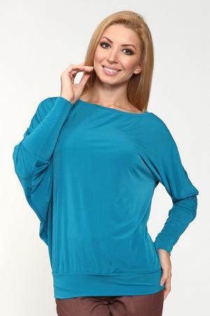 Блуза Alina Assi. Цвет: голубой