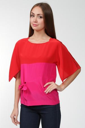Блуза Sonia. Цвет: красный