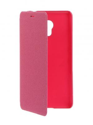 Чехол M3s mini FlipCover red Nillkin. Цвет: красный